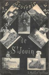 Souvenir De Saint Jouin - Saint-Jouin