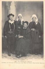 Une Famille De Langonnet - Langonnet