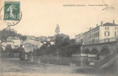 Montbron Pont De La Basse Ville - Montbron