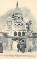 Basilique du Sacré-Coeur - Paris 18e