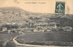 La Roche Vineuse Vue Generale - La Roche-Vineuse
