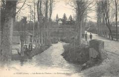 Fussy Les Bords Du Moulon Deversoir - Fussy