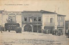 Sauveterre De Guyenne La Place - Sauveterre-de-Guyenne