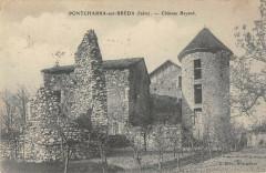 Pontcharra Sur Breda Chateau Bayard - Pontcharra