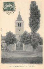 Perrigny La Vieille Eglise - Perrigny