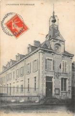 Saurier Mairie Et Ecoles - Saurier