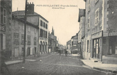 Puy Guillaume Grand Rue - Puy-Guillaume