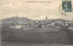 Villecheneve Vue Generale - Villechenève