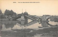 94 Pont De Beaumont Sur Oise - Beaumont-sur-Oise