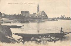 La Loire à Chalonnes - Chalonnes-sur-Loire