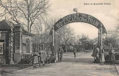 Entree Du Quartier De Valmy 120e Escadron Du Train - Valmy