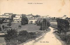 Prisse Les Bouteaux - Prissé