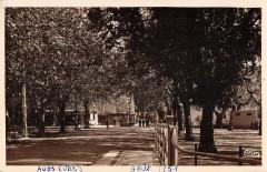Aups Avenue Du Cours - Aups