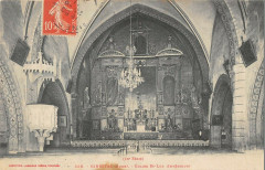 Ginestas Eglise De Saint Luc Interieur - Ginestas