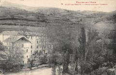 Alet Les Bains L'Etablissement Thermal - Alet-les-Bains