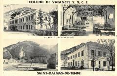 Saint Dalmas De Tende Colonie De Vacances Les Lucioles - Tende
