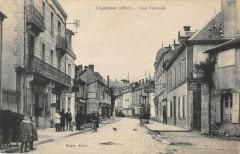 Lapalisse Rue Nationale - Lapalisse