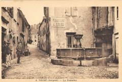 Najac La Fontaine - Najac