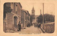 Saint Georges D'Orques Rue De L'Eglise - Saint-Georges-d'Orques