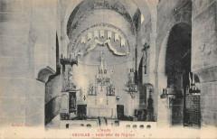 Escales Interieur De L'Eglise - Escales