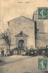 Paraza Eglise - Paraza
