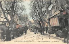 Chateaurenard De Provence Le Cours Carnot Le Marche - Châteaurenard