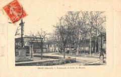 Siran Promenade Et Croix De Mission - Siran