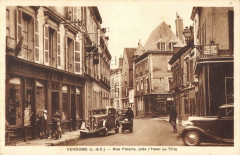 Vendome Rue Poterie Pres De L'Hotel De Ville - Vendôme