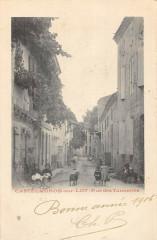 Castelmoron Sur Lot Rue Des Tanneries - Castelmoron-sur-Lot