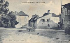 Capdenac Le Haut La Place - Capdenac
