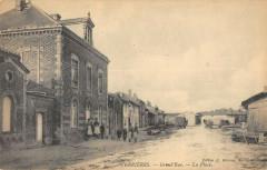 Verrieres Grand Rue La Place - Verrières