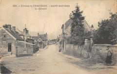 Env.compiegne Saint Sauveur Le Calvaire - Saint-Sauveur