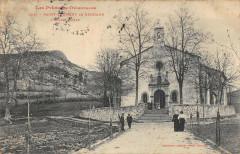 Saint Laurent De Cerdans L'Eglise Haute 66 Saint-Laurent-de-Cerdans