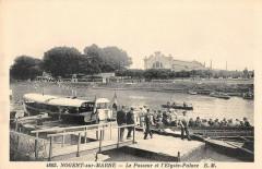 Nogent Sur Marne Le Passeur Et L'Elysee Palace - Nogent-sur-Marne