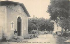 Cabara Pres Saint Emilion Maison Brisson Meyton Entree Des Caves A Rouges - Cabara
