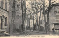 Pelissanne Maison XIIIe Rue Grande - Pélissanne