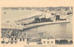 Saint Jean De Luz Ciboure Vue Generale - Ciboure
