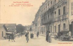 Oloron Sainte Marie La Rue D'Espagne Sous Prefecture - Oloron-Sainte-Marie