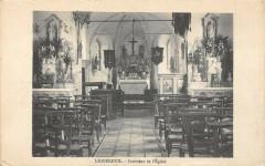 Lignereuil Interieur Eglise - Lignereuil