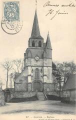 Gannes Eglise - Gannes
