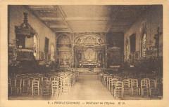 Pessac Interieur De L'Eglise - Pessac
