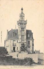 Chateau De Saint Pierre De Fursac - Fursac