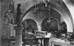 Les Baux De Provence Interieur Eglise - Les Baux-de-Provence