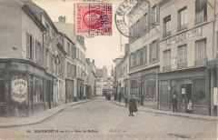 Beaumont Sur Oise Rue Du Beffroi - Beaumont-sur-Oise