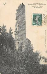 Moustier Ventadour Ruines Du Chateau De Ventadour - Moustier-Ventadour