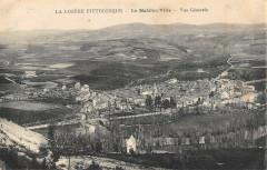 Lozere Le Malzieu Ville Vue Generale - Le Malzieu-Ville