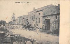 Lucey Entree Du Village - Lucey