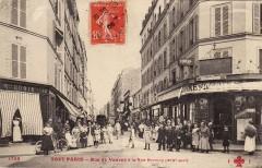 Rue de Vanves à la Rue Pernety 75 Paris 14e