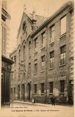 Eglise de Plaisance 75 Paris 14e