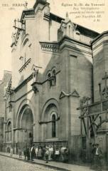 Eglise Notre-Dame du Travail 75 Paris 14e